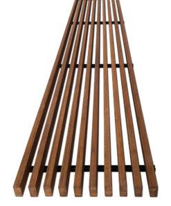Gitter Bambus Dækning