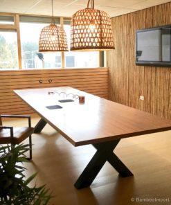 Bambus Solide Paneler