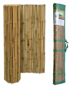 Bambus Hegn Rulle