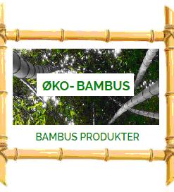 Nye Bambus Produkter