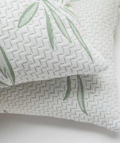 Bambuspuder, betræk og sengetøjs sæt