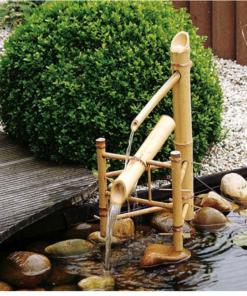 Bambus Springvand